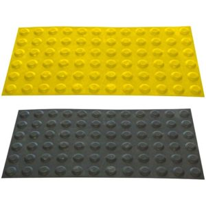 300 x 600 Hazardous Self Stick Pad