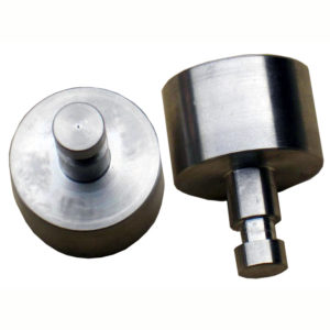 Round Stainless Steel Skateboard Deterrent