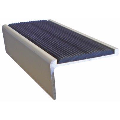 30mm x 50mm x 3620mm Aluminium Stair Nosing