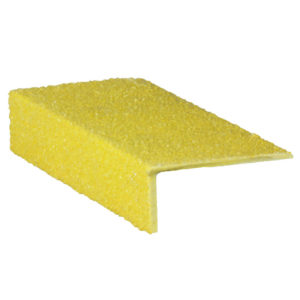 30mm x 70mm x 3620mm Fibreglass Stair Nosing
