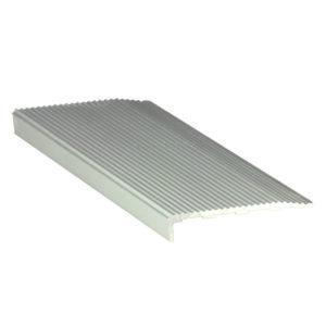 10mm x 50mm x 3620mm Clear Aluminium Nosing