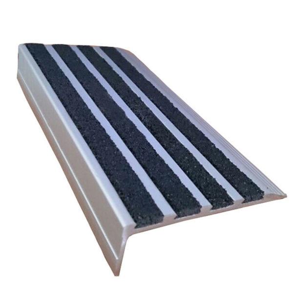 25mm x 75mm x 3620mm Carborundum Range Stair Nosing
