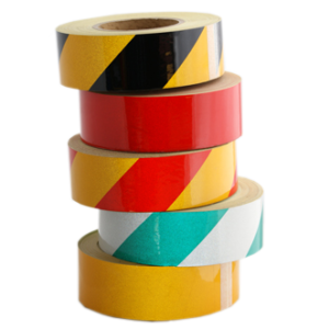 50mm Class 2 Reflective Tapes 45.7m Roll
