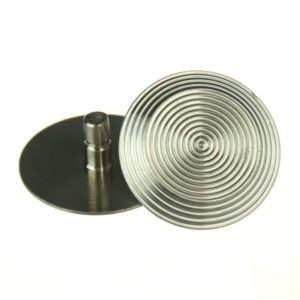 Stainless Steel Tactile with 14 rings