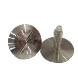 Stainless Steel Tactile with 25mm self-locking stem