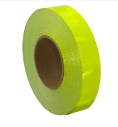 Fluoro Yellow Class 1 Reflective Tape
