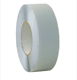 White Non Abrasive Anti Slip Tape