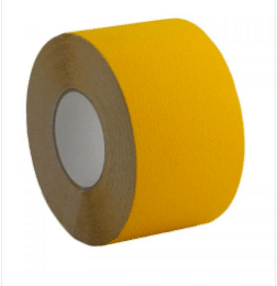 Yellow Conformable Anti-Slip Tapes